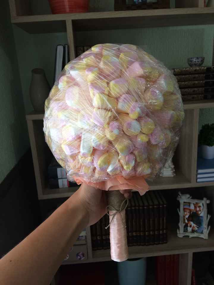 Bouquet de gomas - 2