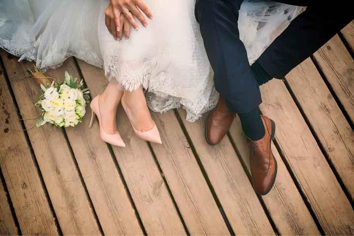 Minhas inspirações de o sapato para a cerimônia - 1