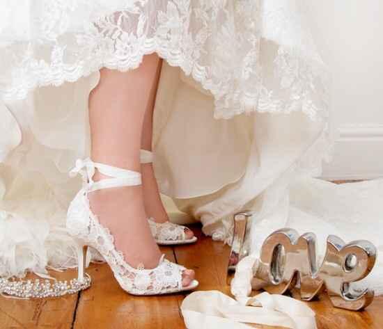 Minhas inspirações de o sapato para a cerimônia - 3