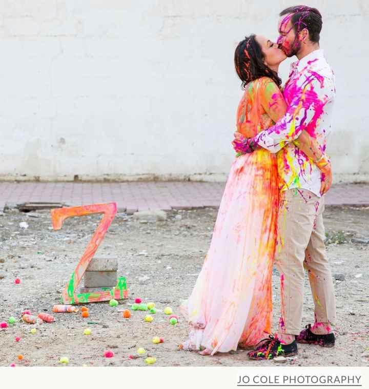 Trash the Dress -estragar o vestido - 2