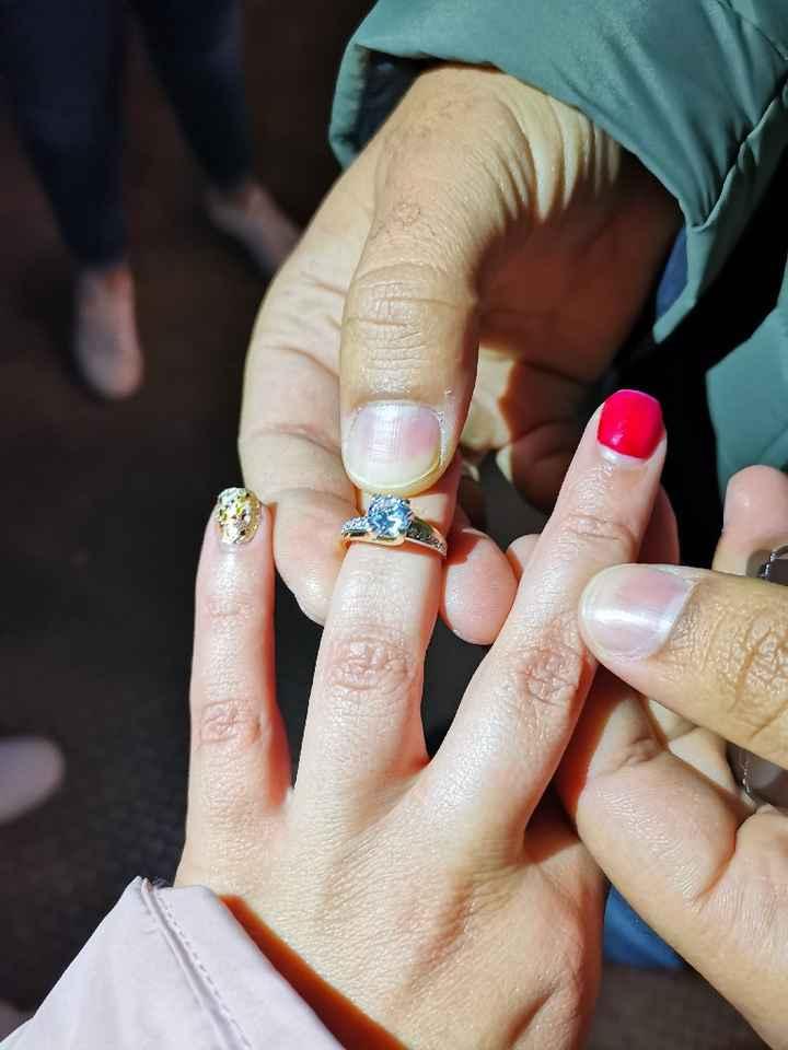 DESAFIO: partilha o teu anel de noivado! 💍 - 2