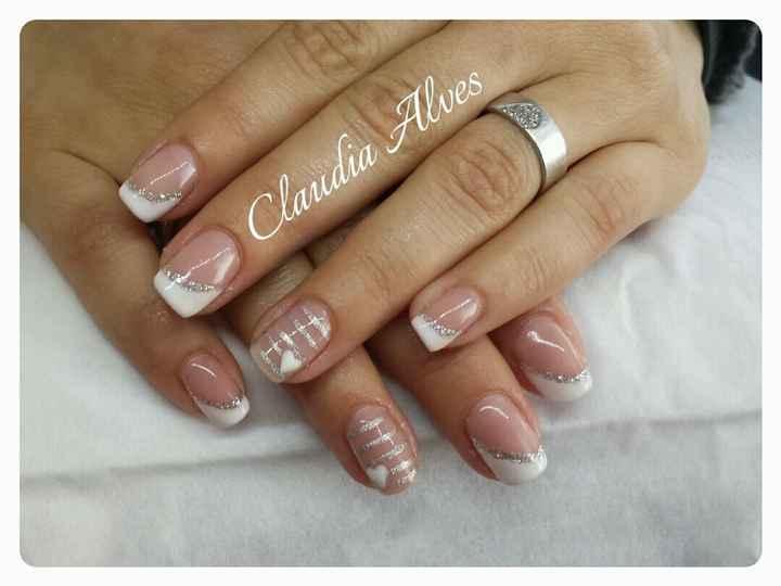 Manicure do dia c - 1