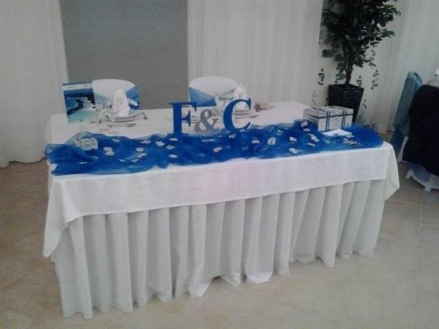 O nosso lindo dia de casamento <img class=