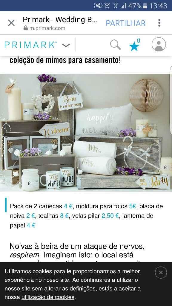 Primark & brides - 3