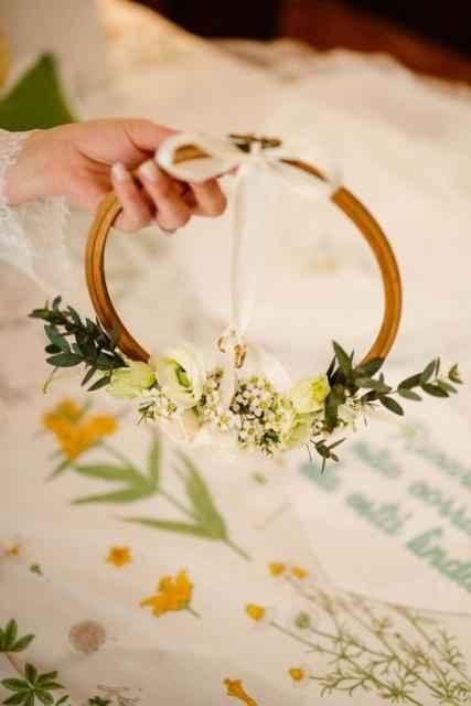 Casamentos de Primavera: 5 inspirações para porta alianças - 2