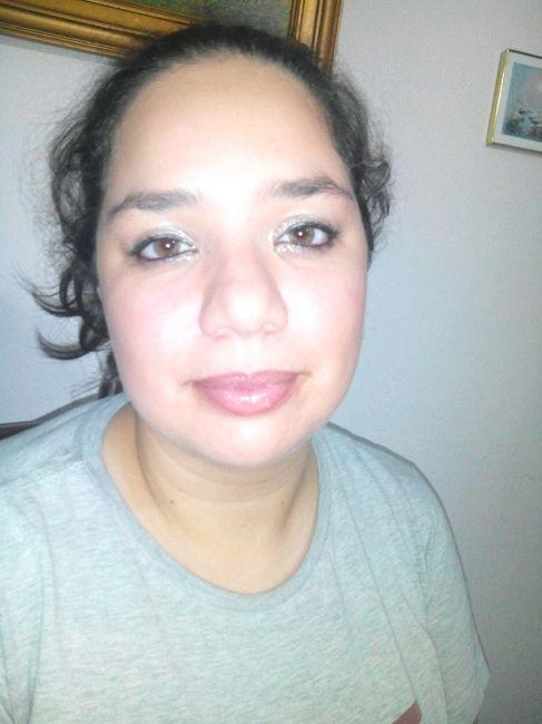 Maquialhagem make up - 1