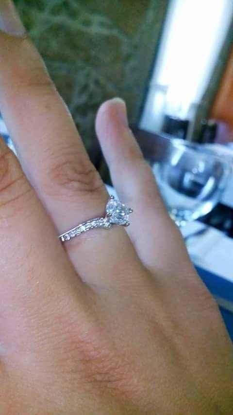Pedido de casamento..há quanto tempo? - 1