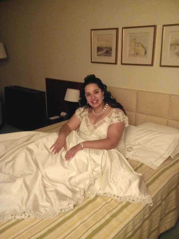 Ja sou uma mulher casada eheh - 1