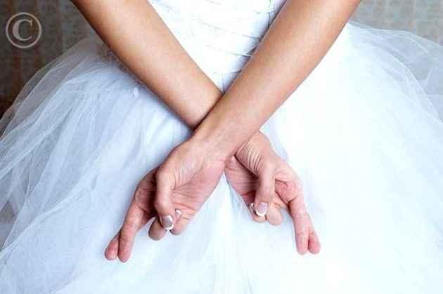 Superstições de uma noiva - 1