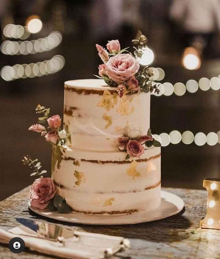 3 bolos de casamento: escolhe uma! - 1
