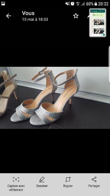 Sandálias de Salto Noiva 2