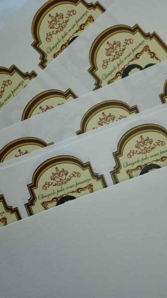 Lemon Stickers - o monograma - 3