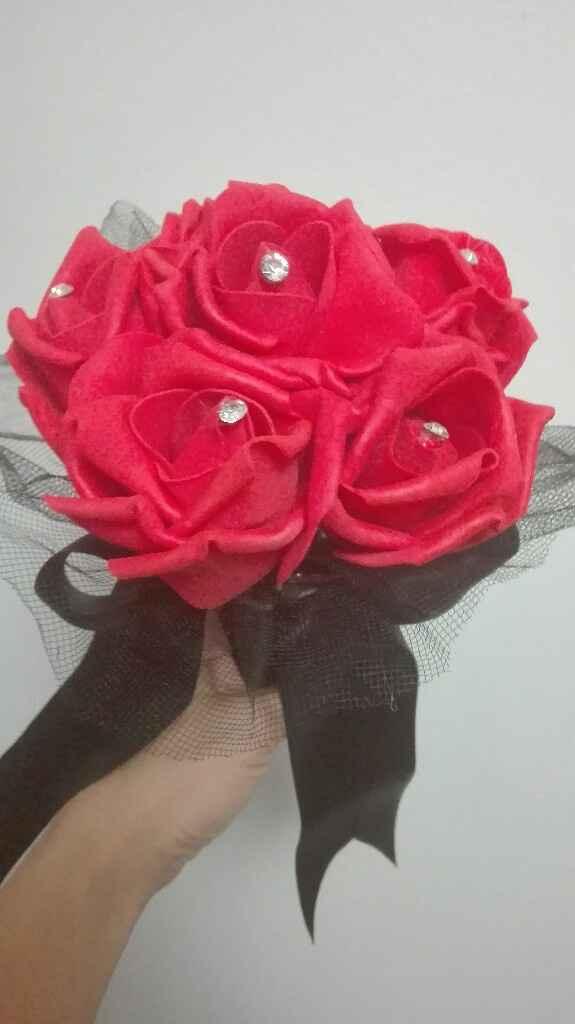 Finalmente o bouquet dasminha solteiras - 3