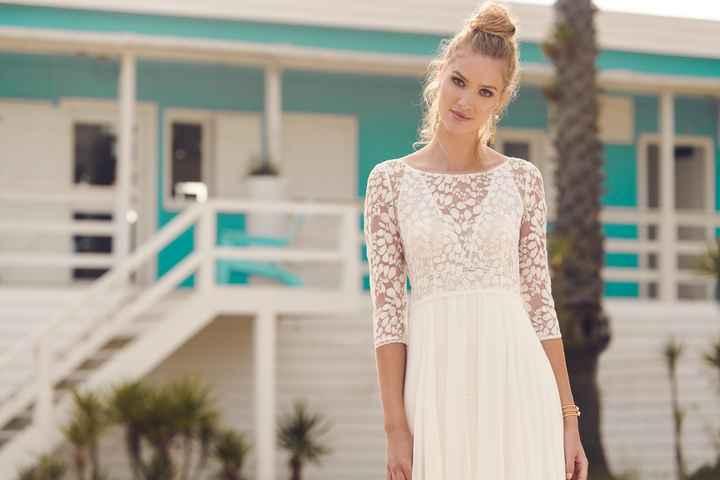 Comprei o meu vestido de noiva em Miami!!! - 1