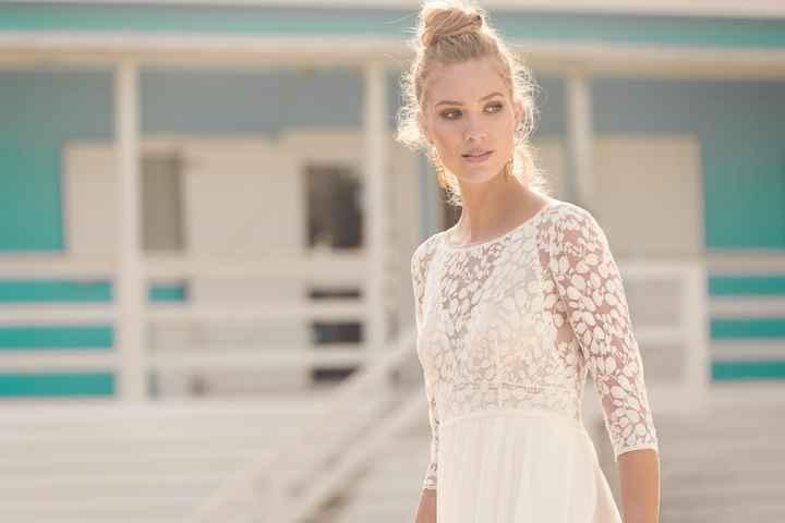 Comprei o meu vestido de noiva em Miami!!! - 2
