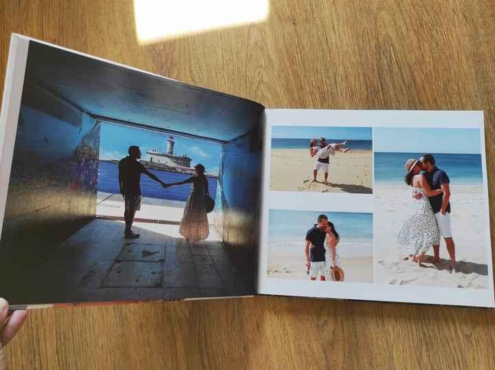o nosso álbum de casamento chegou!!! - 2