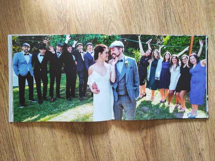 o nosso álbum de casamento chegou!!! - 9