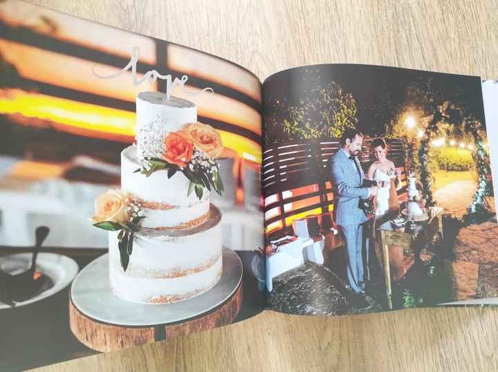o nosso álbum de casamento chegou!!! - 11