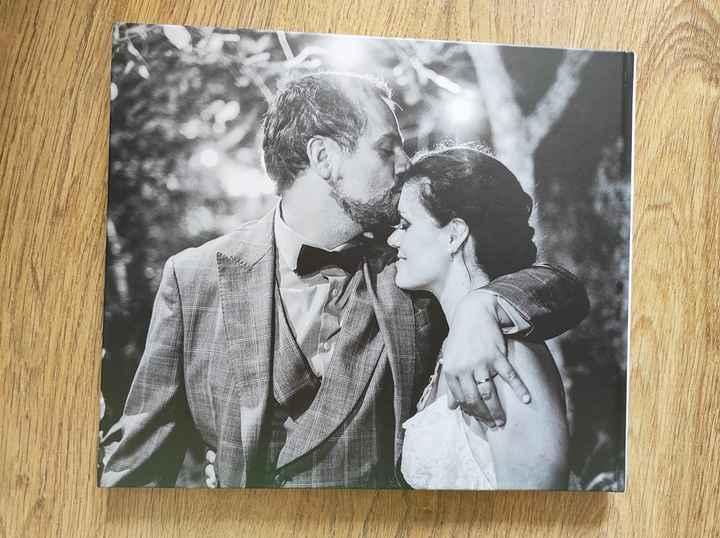 o nosso álbum de casamento chegou!!! - 13
