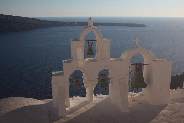 As ilhas gregas de Santorini, Folegandros e Milos 2