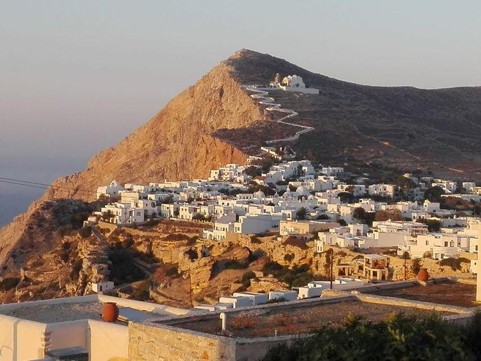 As ilhas gregas de Santorini, Folegandros e Milos 11