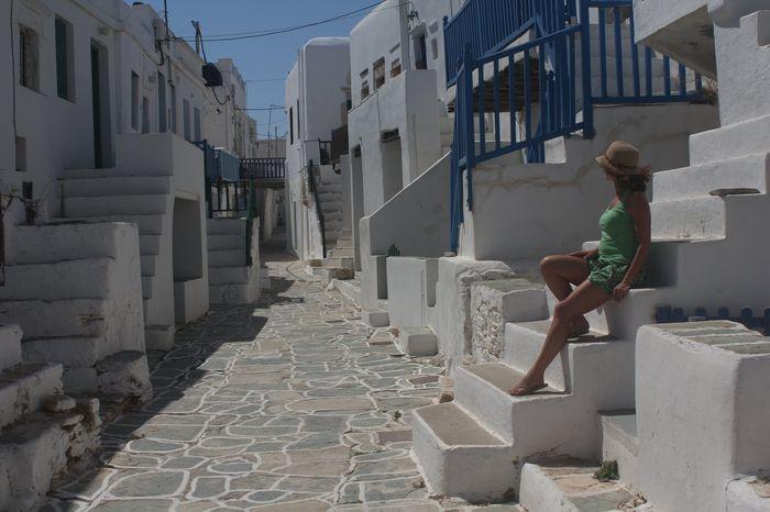 As ilhas gregas de Santorini, Folegandros e Milos 14