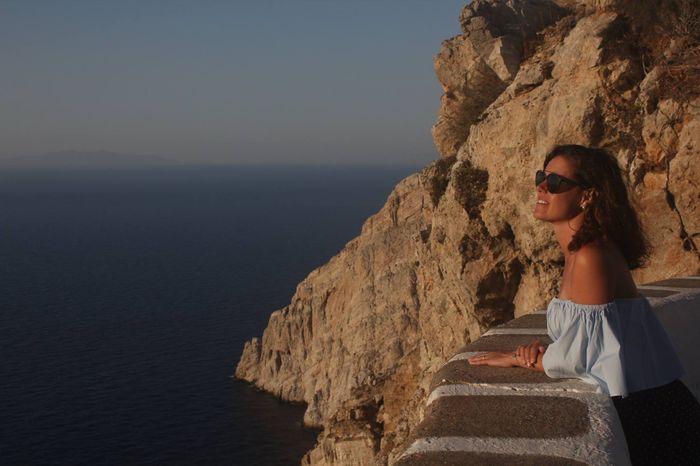 As ilhas gregas de Santorini, Folegandros e Milos 15