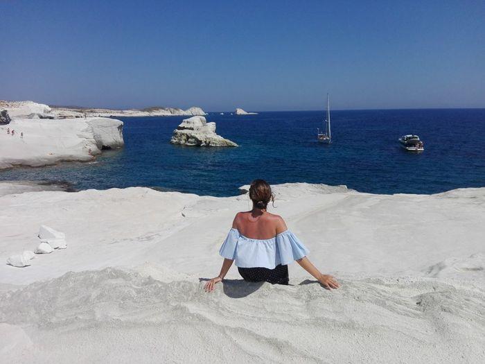 As ilhas gregas de Santorini, Folegandros e Milos 17