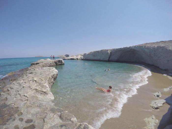 As ilhas gregas de Santorini, Folegandros e Milos 18