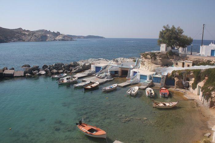 As ilhas gregas de Santorini, Folegandros e Milos 21