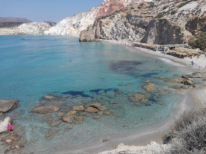 As ilhas gregas de Santorini, Folegandros e Milos 23