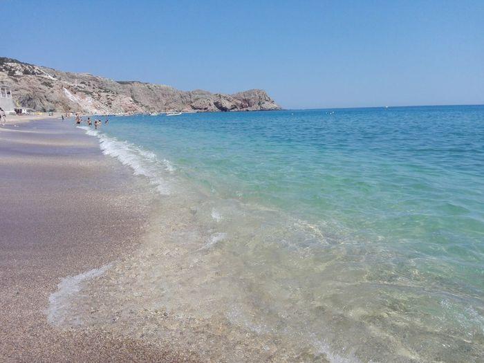 As ilhas gregas de Santorini, Folegandros e Milos 26
