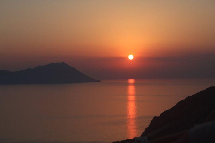 As ilhas gregas de Santorini, Folegandros e Milos 29