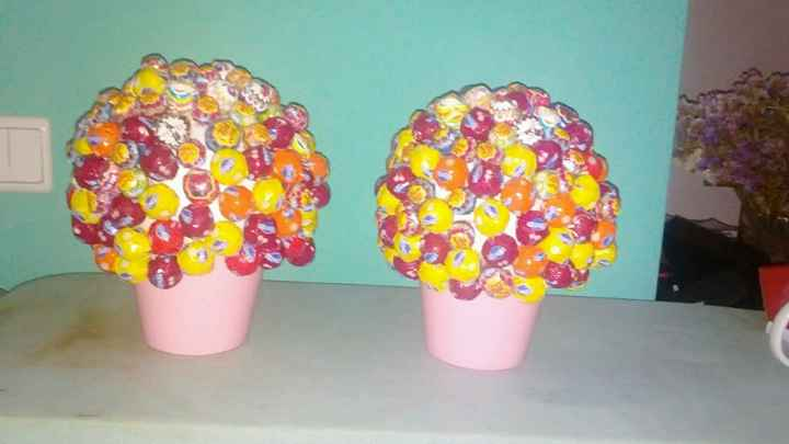 Flores diferentes - 1