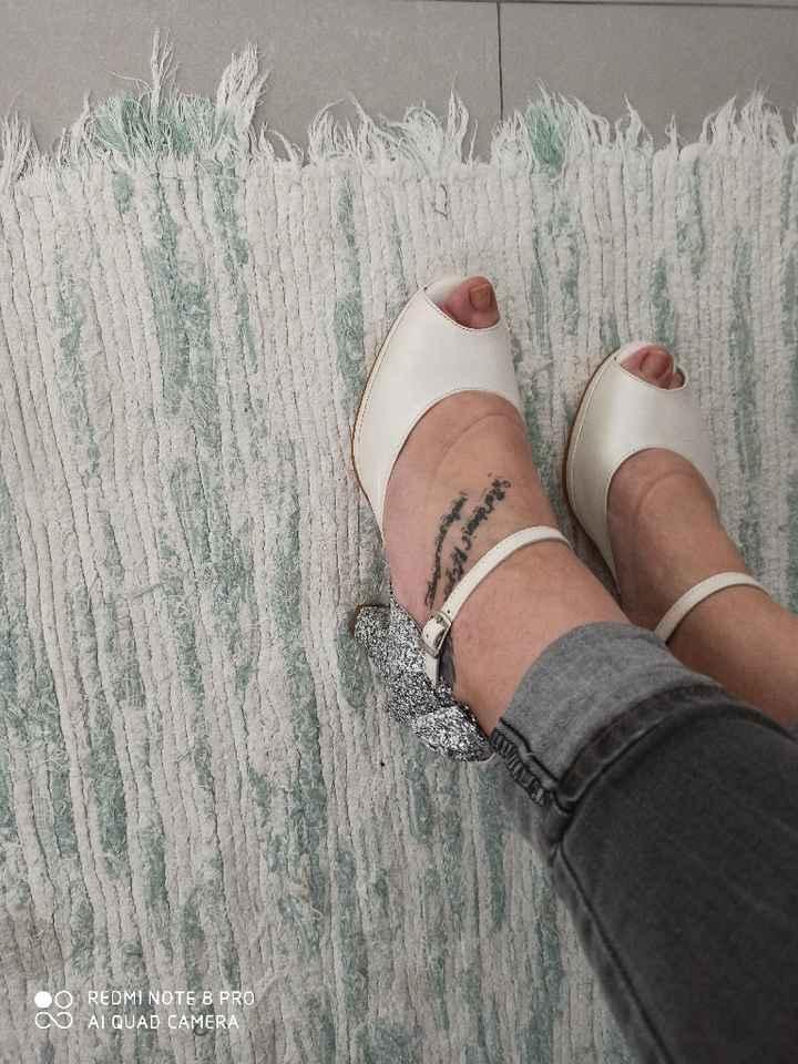 Novo check - sapatos! - 5