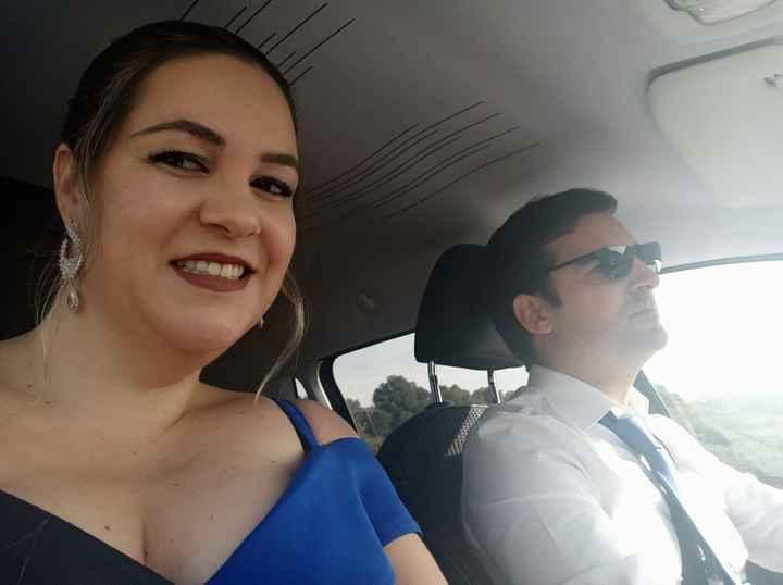 Casados de fresco 🎉🙏 Wonder wedding - 1
