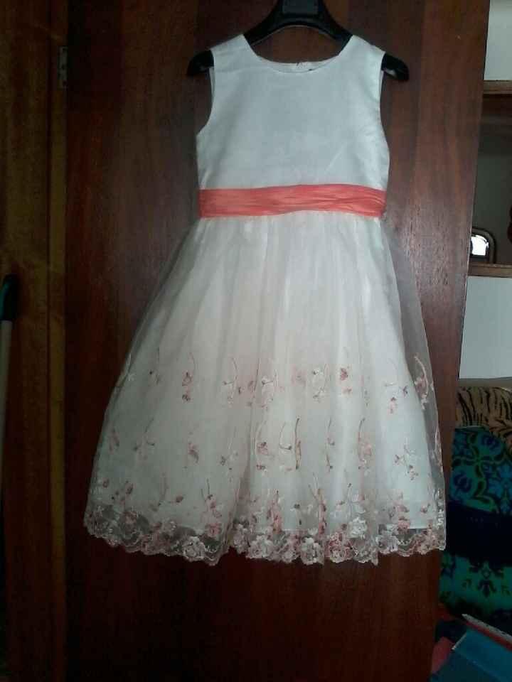 O vestido da minha princesa - 1