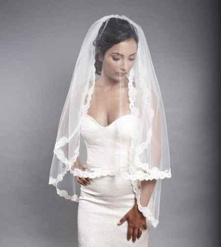 veu noiva