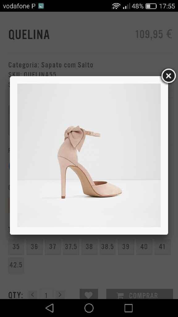 Amei estes sapatos - 1