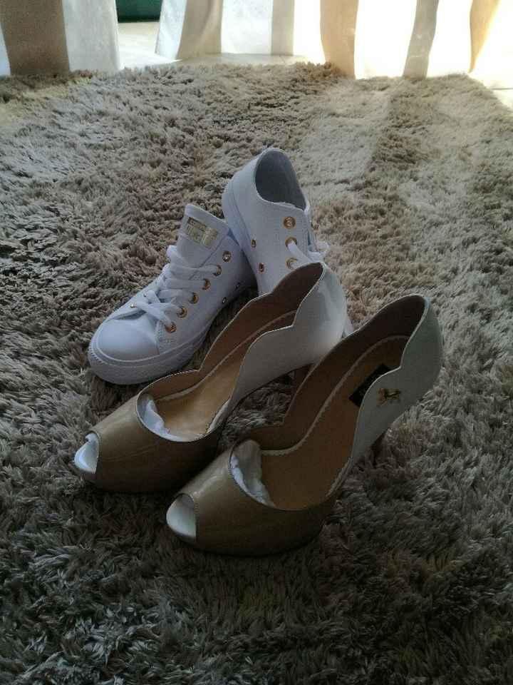 Sapatos check ! - 1
