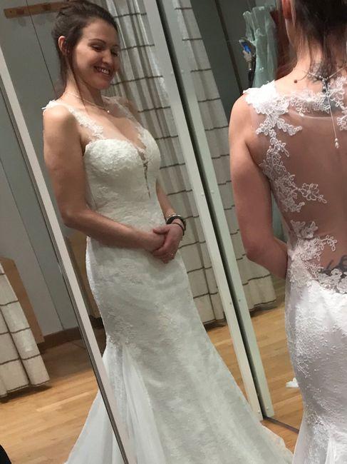 Descobre o teu vestido ideal - RESULTADOS - 1