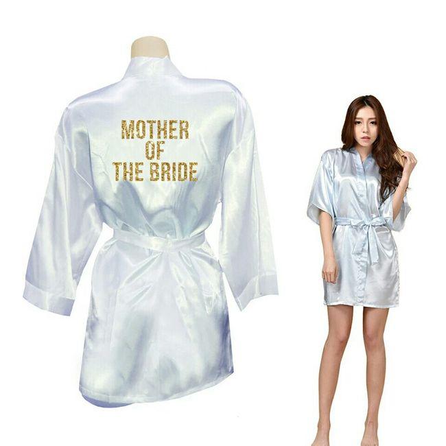 Robes checks. - 1