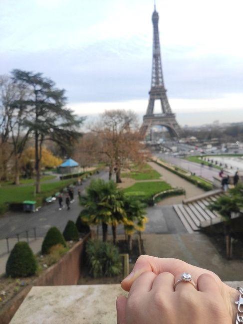 Bora partilhar o nosso anel de noivado? 💍😍 8