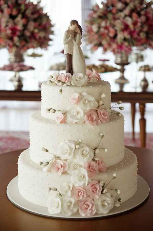 Como será o vosso bolo de casamento? - 1