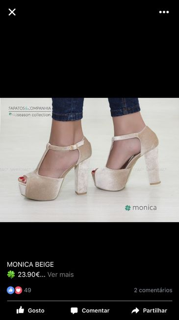 Sapato de noiva modelo Sandália LUIZA em cetim velvet
