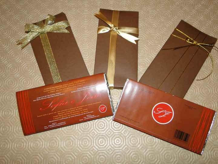 Convites_chocolate