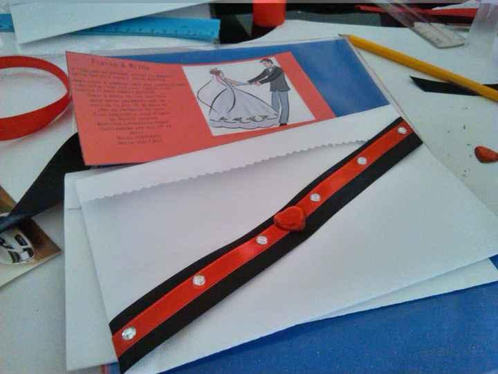 Minha caixa de honra e caixa dos envelopes - 1