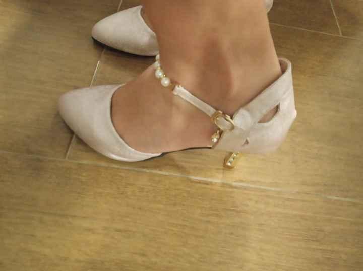 Sapatos noiva - 2