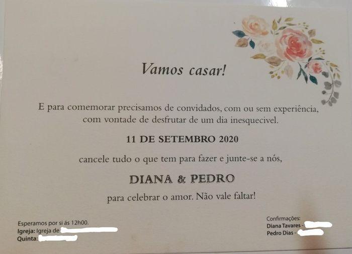 Convite - Check 1
