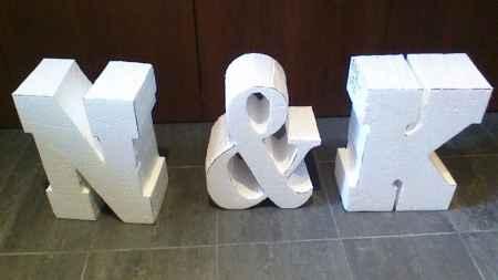 As nossas letras - prototipo, loool